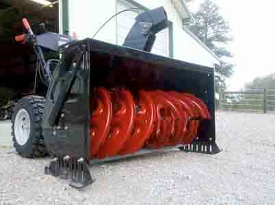 Snow Blower Skids For All Makes And Models