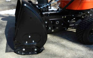 Craftsman 42in Snow Blower with ASC 2505 Mounted-2