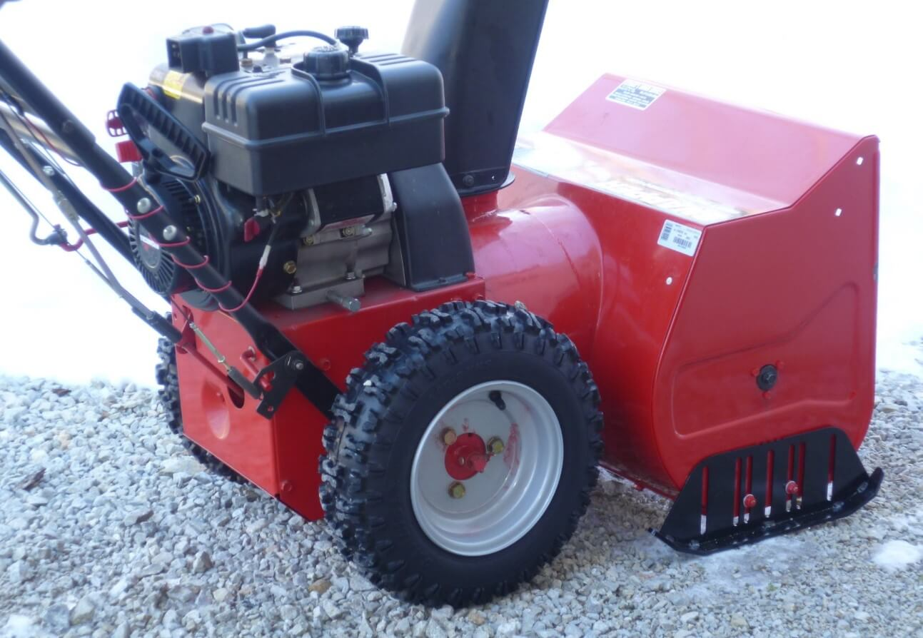 Best Snow Blowers For 2018 >> Snapper 8246 | Snow Blower Skids