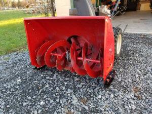 MTD Yard Machines 31AE662H013 Front