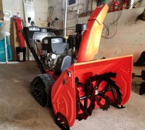Ariens Rapid Trak Pro-1