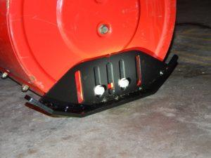 Toro 521 snow blower skid