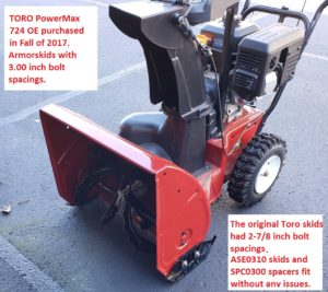 Toro Powermax 724 OE image 1