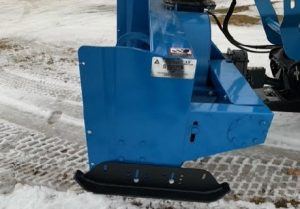 2 LS Brand Tractor Attachment Snowblower 460
