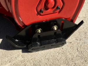 Toro SnowMaster 724qxe snowblower plates